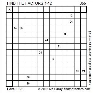 355 Puzzle