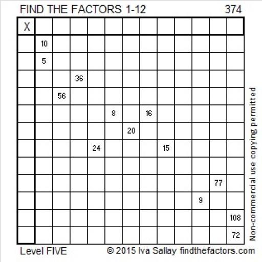 374 Puzzle