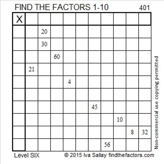 401 Puzzle