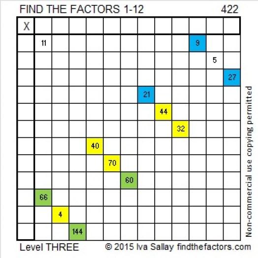 422 Puzzle