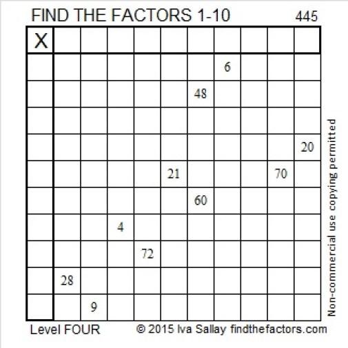 445 Puzzle
