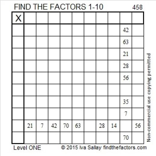 458 Puzzle