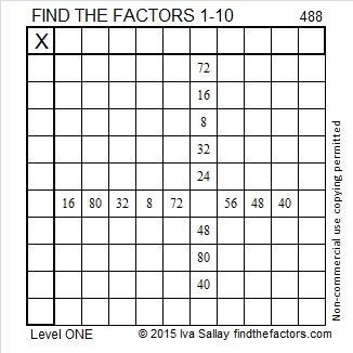 488 Puzzle