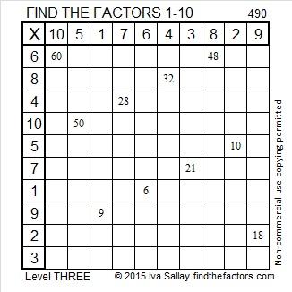 490 Factors
