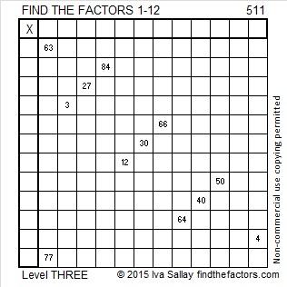 511 Puzzle