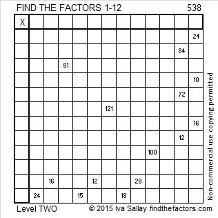 538 Puzzle