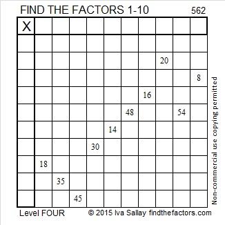 562 Puzzle