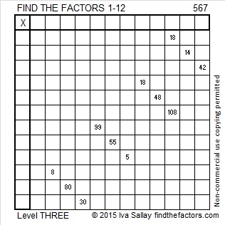 567 Puzzle