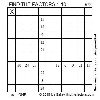 572 Puzzle