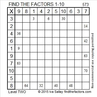 573 Factors