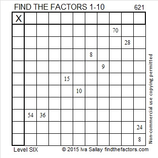 621 Puzzle