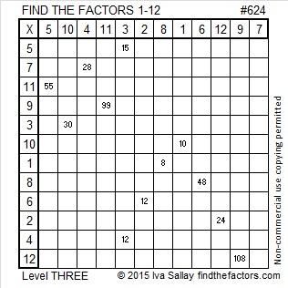 624 Factors