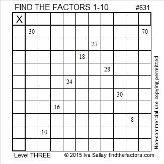 631 Puzzle