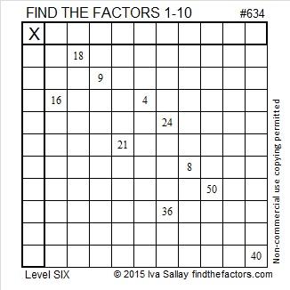 634 Puzzle