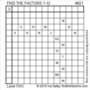 651 Puzzle