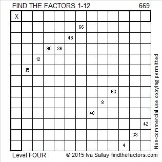 669 Puzzle