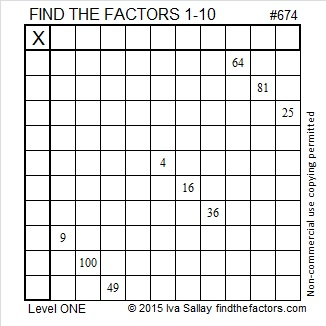 674 Puzzle
