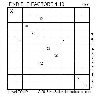 677 Puzzle