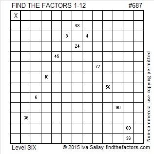 687 Puzzle