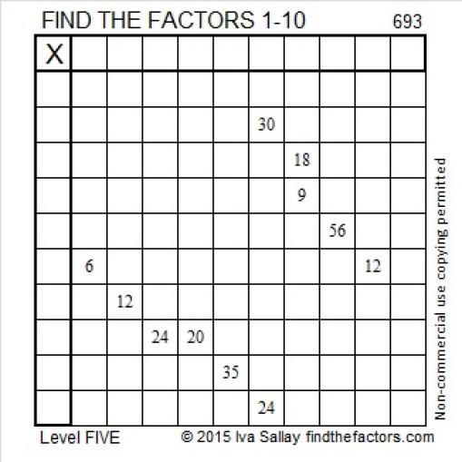 693 Puzzle
