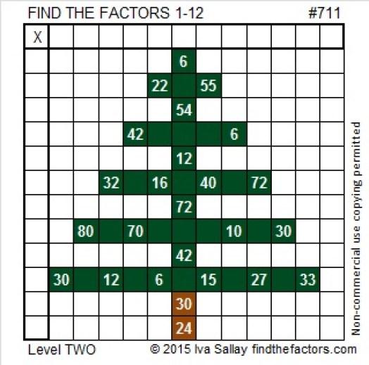 711 Puzzle
