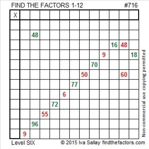 716 Puzzle
