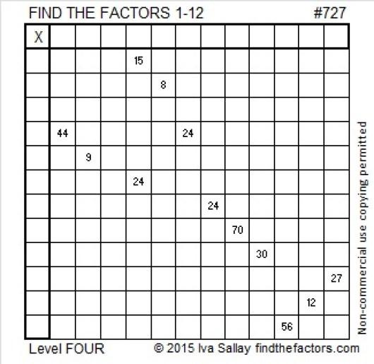 727 Puzzle