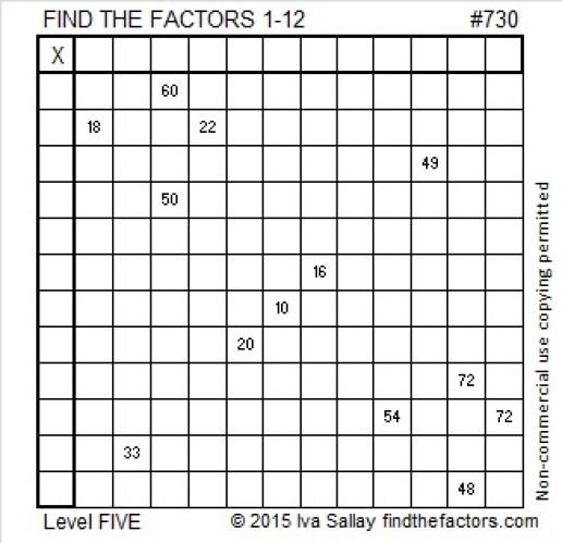 730 Puzzle