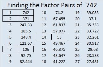 742-factor-pairs