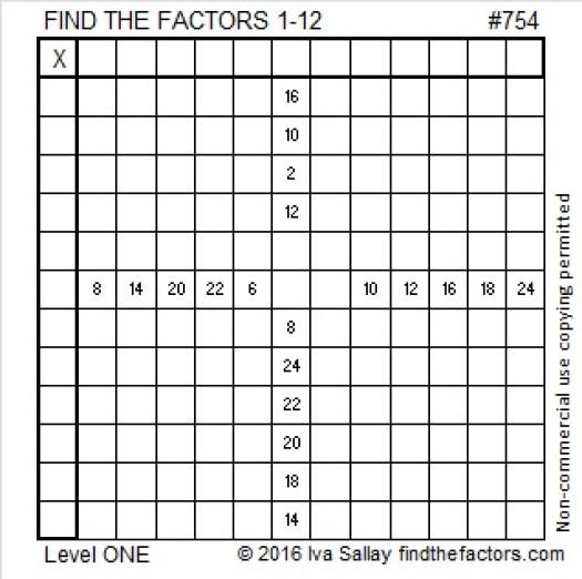 754 Puzzle