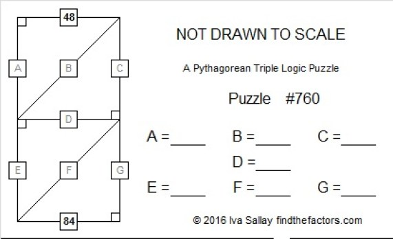 760 Puzzle only