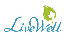 LiveWell logo: offering mobile medical alerts with automated fall detection