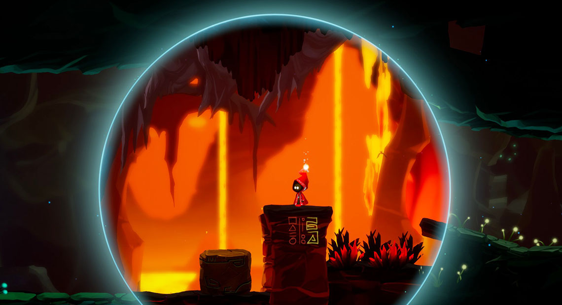 Unbound: Worlds Apart Prologue - Soli opens a portal