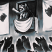 Orwell's Animal Farm - Napoleon triumphs