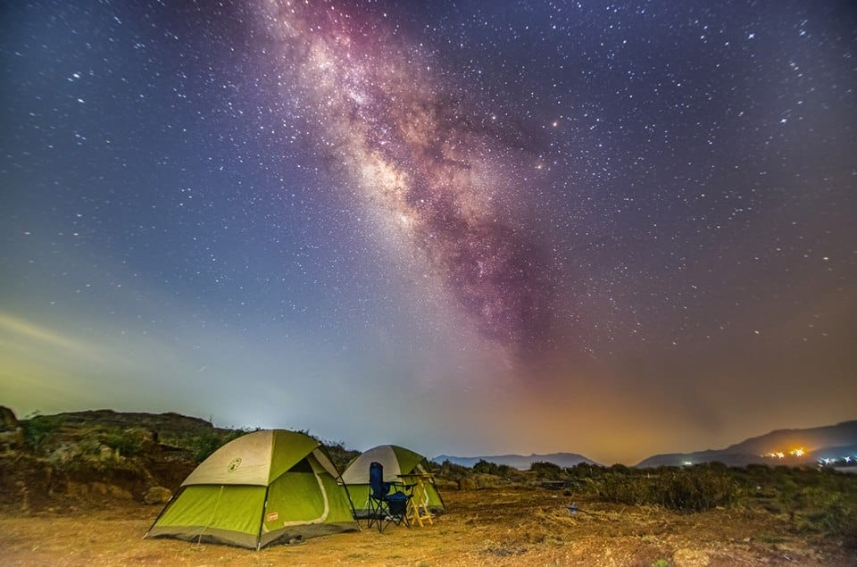 Camping  and Stargazing - Lonavala near Mumbai & Pune