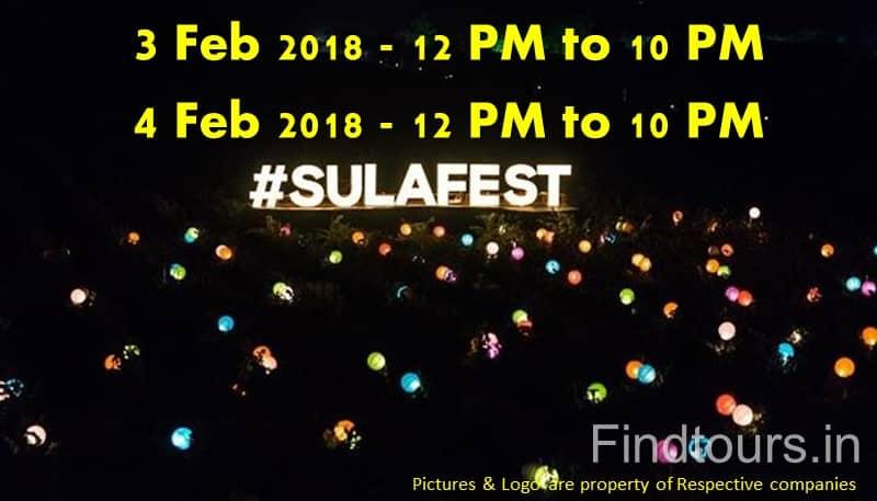 SulaFest 2018 tickets buy online