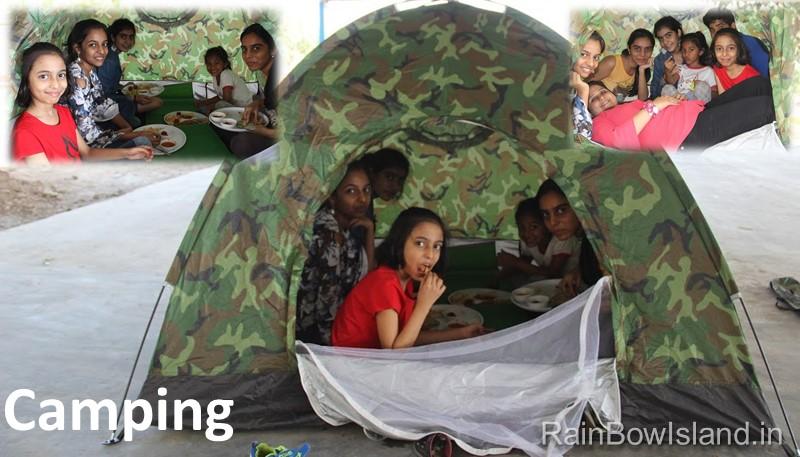 cheap camping near pune