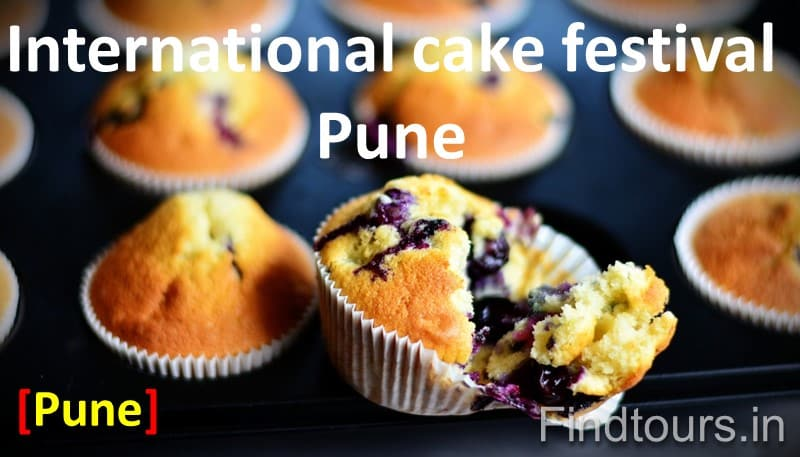 International cake festival Pune 19 - 20 May 2018