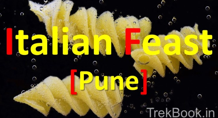 Italian Food Festival Pune [Season 2018]