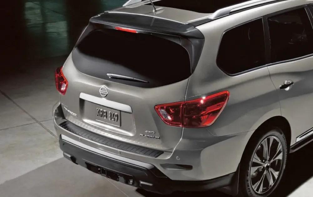 2020 Nissan Pathfinder Facelift