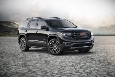 Best SUV With 3rd Row Seating - 2020 GMC Acadia Crossover