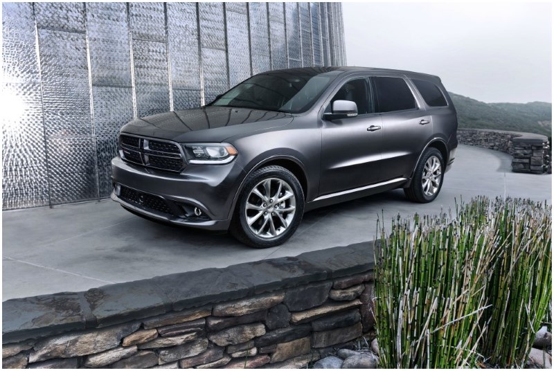 New Dodge Durango - Best 6 Passenger SUVs 2020