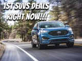 New Ford Edge SUV - Lease Deals & Discount