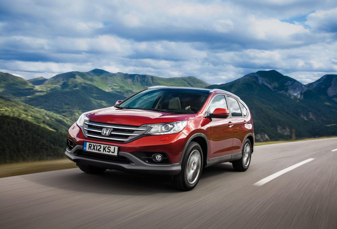 New Honda CRV Price and Lease Options - Best SUV Lease Deals 2020