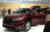 New Toyota Highlander - Best SUV With 3rd Row Seating