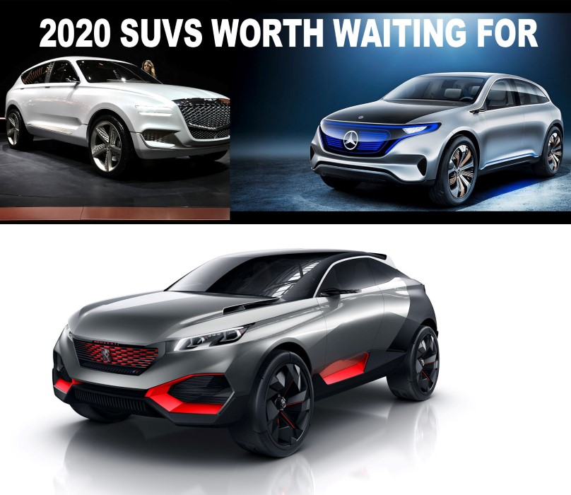 Top Future Trucks And SUVs Worth Waiting For 2020