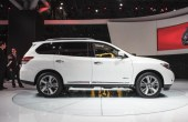 White 2020 Nissan Pathfinder Colors