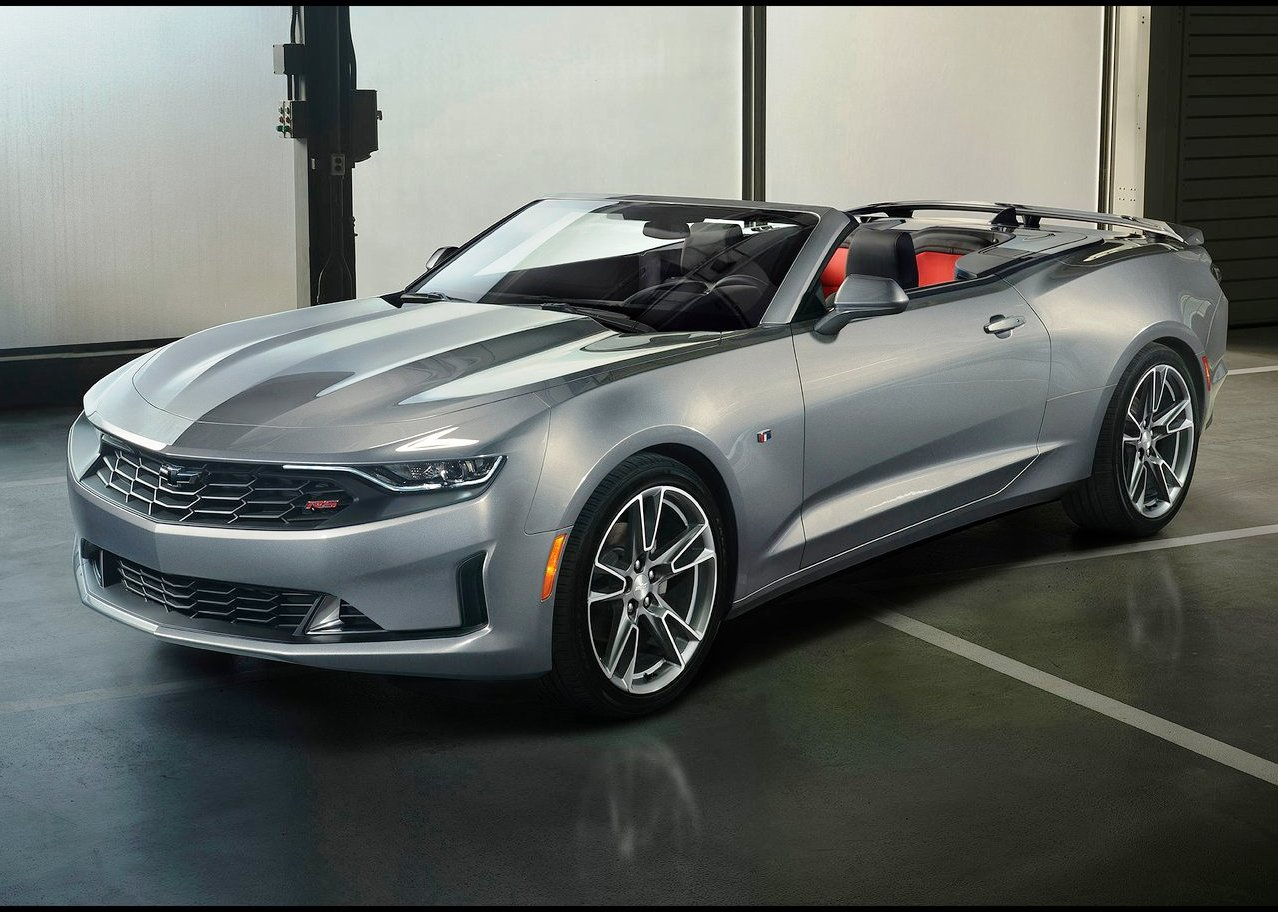 2020 Chevy Camaro RS Price and Availability