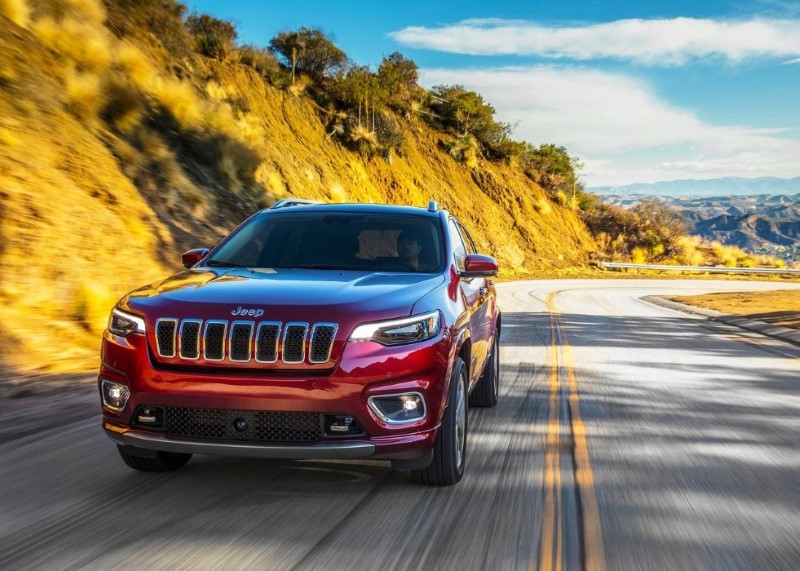 2020 Jeep Grand Cherokee SRT Trims Review and Pricelist