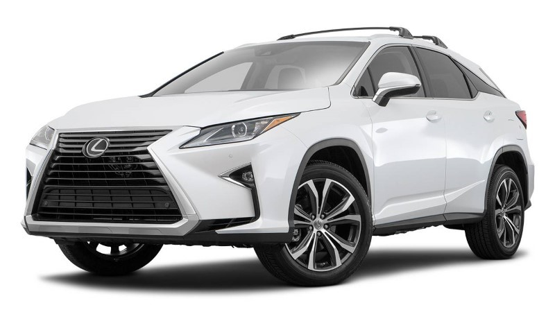 2020 Lexus RX 350 Hybrid SUV Price & Lease
